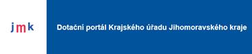 Dotační portál Jihomoravského kraje
