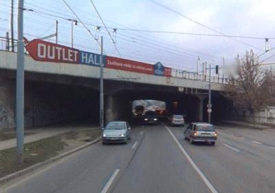 Dopravní omezení na Velkém městském okruhu v Brně af6cdd62cc
